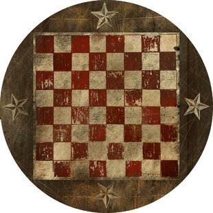 U0027Checker Boardu0027 Wall Art On Metal