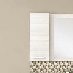 Silhouette 12 W x 30.25 H Wall Mounted Cabinet by Cutler Kitchen & Bath