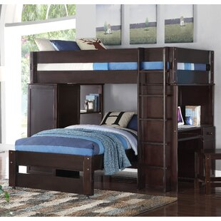Ashworth Loft and Twin Bunk Bed