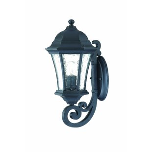 Prestbury Outdoor Sconce by Charlton Home