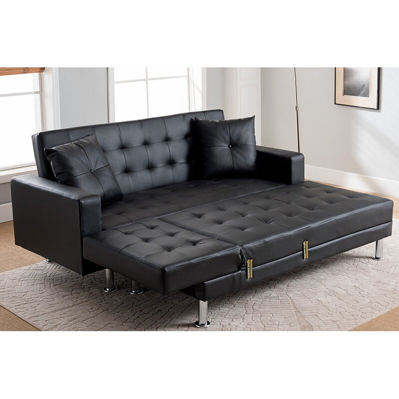 reviews with stigall sleeper ottoman chaise furniture studio pdx sectional brayden amanda