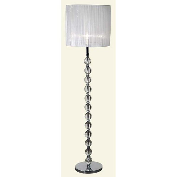 crystal ball floor lamp wayfair co ukHanging Clydesdale Lamp Light On Off Rotary Switch It Is The Turn #17