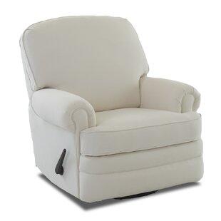 Wayfair Custom Upholstery™ Emily Swivel Reclining Glider