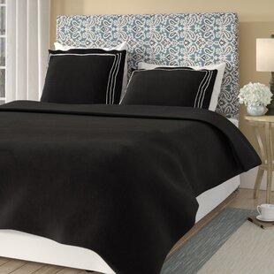 Warrenville Reversible Duvet Cover Set