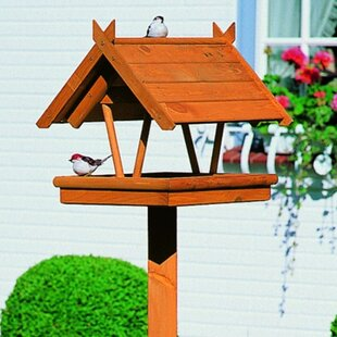 Bergamo Free Standing Birdhouse By Sol 72 Outdoor