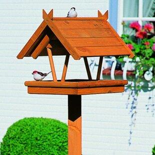 Compare Price Bergamo Free Standing Birdhouse