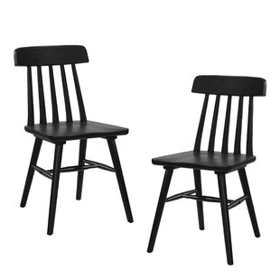 Bungalow Rose Lorine Armless Dining Chair (Set of 2)