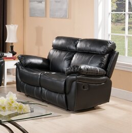 Affordable Price Blakney Reclining Loveseat by Red Barrel Studio Reviews (2019) & Buyer's Guide