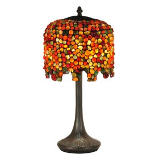 Otto Pebblestone 22.5 Table Lamp