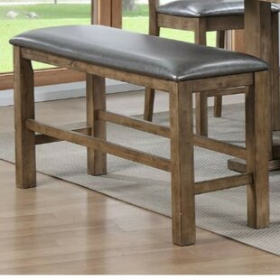 Millwood Pines Whitt Wood Bench