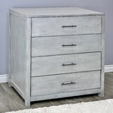 Golub 4 Drawer Chest by Foundry Select