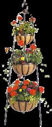 Outdoor Planter Stands