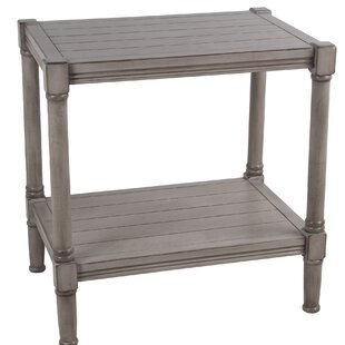 Kelemen End Table by Charlton Home