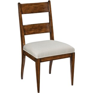 Dalton Solid Wood Dining Chair by Woodbri..