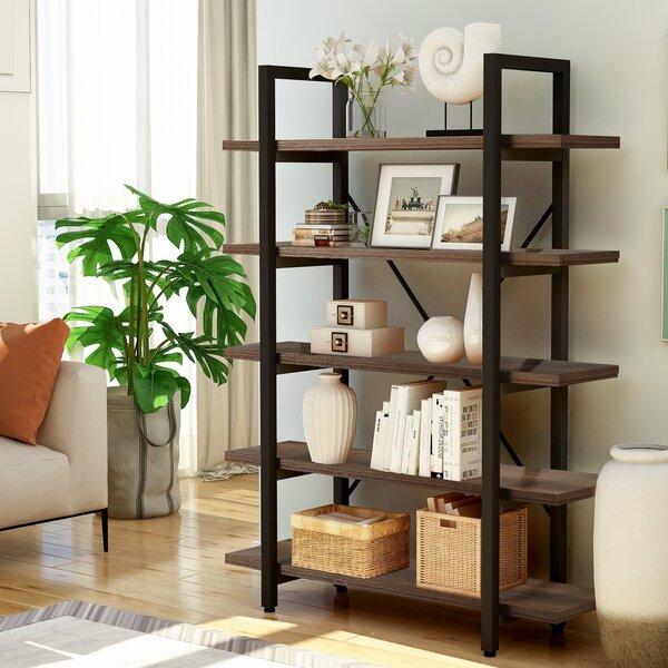 24 Inch High Bookcase | Wayfair