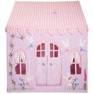 Read Reviews Fairy Cottage 4.42' x 3.58' Playhouse By Win Green