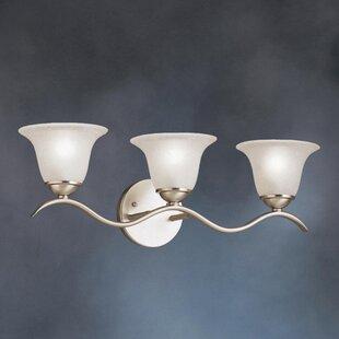 Cayman 3-Light Vanity Light by Alcott Hill