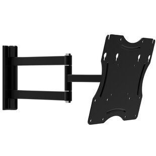 Basic Dual Articulating Arm/Swivel/Tilt Wall Mount for 23