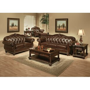 Purchase Wentz Leather Configurable Living Room Set by Astoria Grand Reviews (2019) & Buyer's Guide