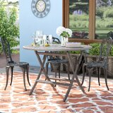 Renard Wicker/Rattan Dining Table