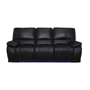 Jenice Reclining Sofa by Orren Ellis