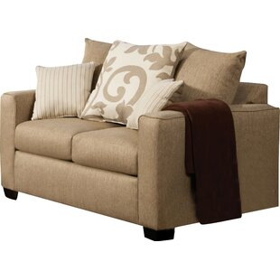 Reviews Pelham Loveseat by Darby Home Co Reviews (2019) & Buyer's Guide