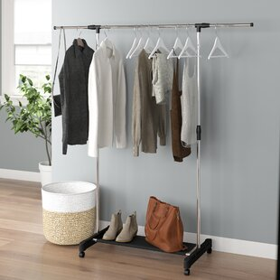 151cm Wide Clothes Storage System By Symple Stuff