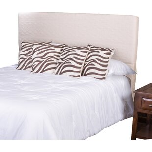 Oglethorpe Upholstered Panel Headboard by Darby Home Co