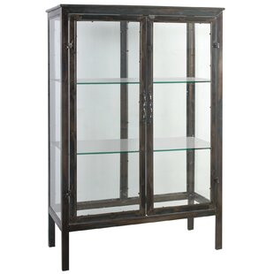 Parnell Keepsake Display Accent Cabinet