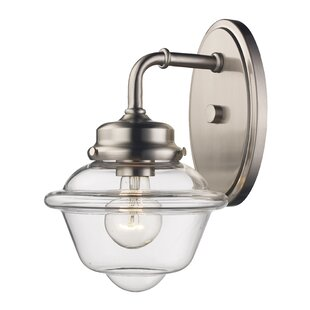 Mcmurry 1-Light Armed Sconce by Mercury Row
