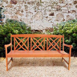 Avoca Wood Garden Bench
