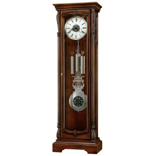 Wellington Hampton 80.75 Grandfather Clock by Howard Miller?