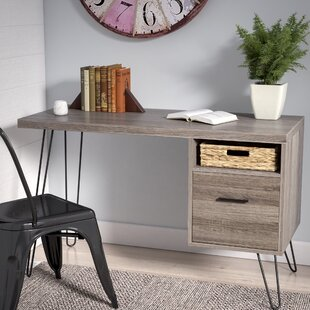 Tristan Writing Desk by Laurel Foundry Modern Farmhouse Herry Up