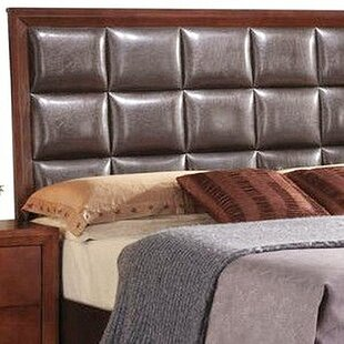 Verda Queen Solid Wood and Upholstered Low Profile Storage Platform Bed
