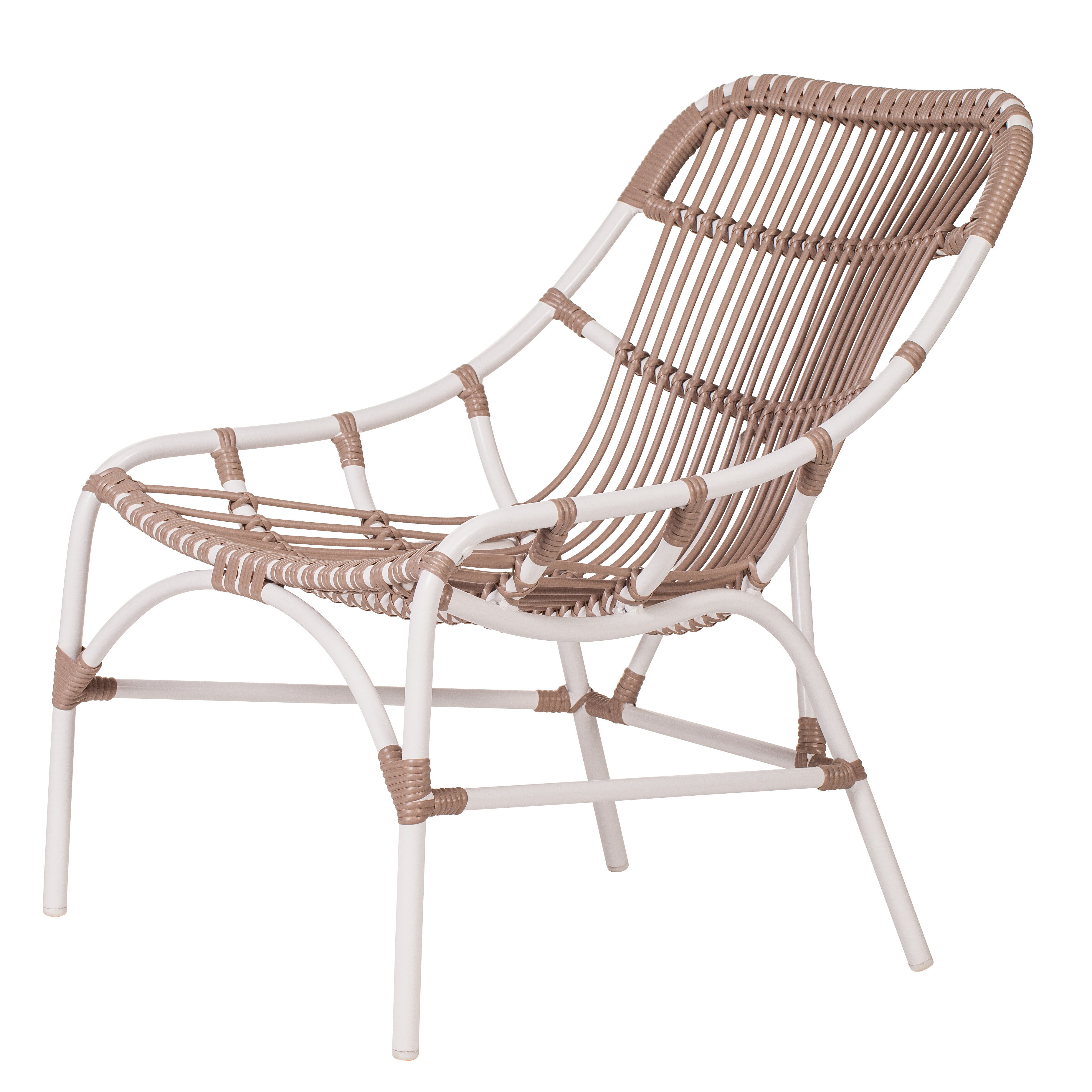 David Francis Furniture Cyprus Coronado Stacking Patio Chair ...