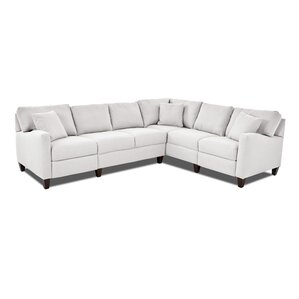 William Reclining Sectional by Wayfair Custom Upholstery?