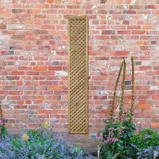 Leanna Wood Lattice Panel Trellis (Set Of 3) Image
