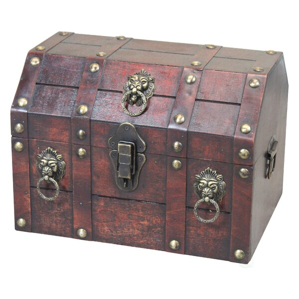 Amazing Large Pirate Treasure Chest Wayfair Home Interior And Landscaping Ologienasavecom