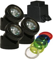 Affordable Price Well Light Set (Set of 3) By Alpine