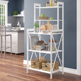Worton Iron Baker's Rack by Latitude..