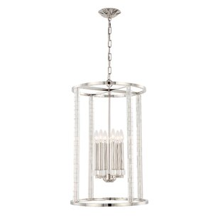 Willa Arlo Interiors Diahann 6-Light Foyer Pendant