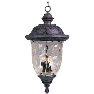 Astoria Grand Noack 3-Light Outdoor Hanging Lantern