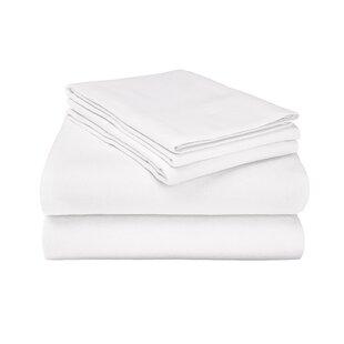 Ponte 100% Cotton Sheet Set