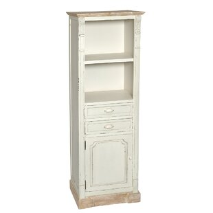 Country 175cm Bookcase By August Grove