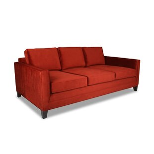 Great Price Rockhampton Plush Deep Sofa by Brayden Studio Reviews (2019) & Buyer's Guide