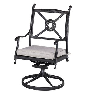 Darby Home Co Lansdale Patio Chair with C..