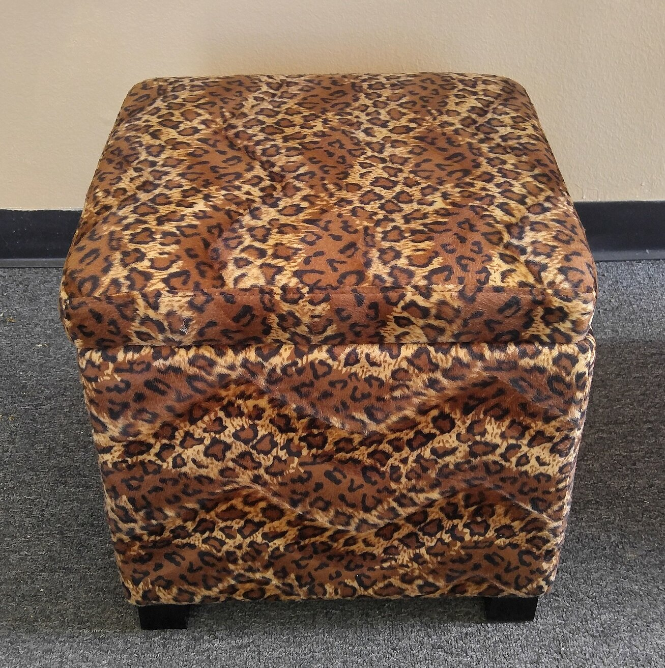 Super Leopard Storage Ottoman Gamerscity Chair Design For Home Gamerscityorg