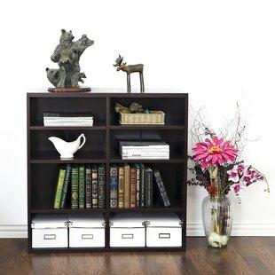 Abrielle Standard Bookcase Ebern Designs