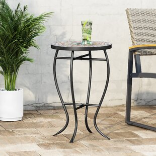 Metal Side Table by Bloomsbury Market