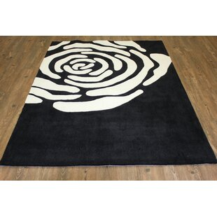 Compare & Buy Transition Hand-Tufted Black Area Rug By Rug Factory Plus